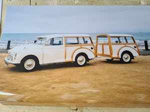 1971 Concours Condition Morris Traveller For Sale (picture 1 of 9)