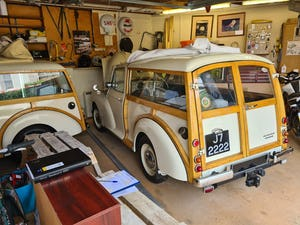 1971 Concours Condition Morris Traveller For Sale (picture 4 of 9)