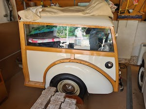 1971 Concours Condition Morris Traveller For Sale (picture 5 of 9)
