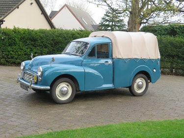 Picture of 1970 Morris 1000 Pick Up - 15/07/2021 For Sale by Auction