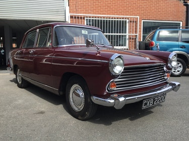 Picture of 1966 Morris Oxford Series VI....Sixties Saloon For Sale