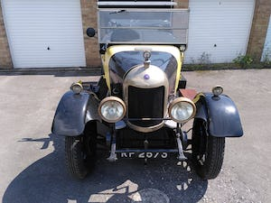1926 Rare Bullnose Morris Oxford For Sale (picture 1 of 12)