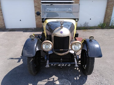 Picture of 1926 Rare Bullnose Morris Oxford For Sale