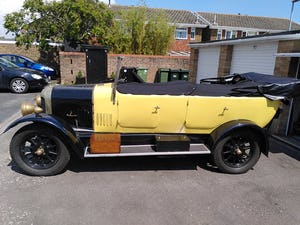 1926 Rare Bullnose Morris Oxford For Sale (picture 3 of 12)