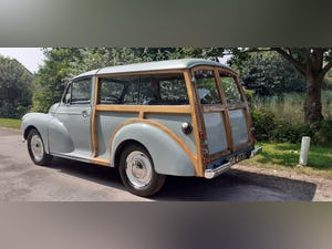 1969 MORRIS MINOR TRAVELLER ~ STRAIGHT & ORIGINAL ~ 3 OWNERS For Sale (picture 3 of 12)