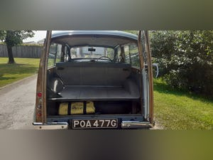 1969 MORRIS MINOR TRAVELLER ~ STRAIGHT & ORIGINAL ~ 3 OWNERS For Sale (picture 5 of 12)
