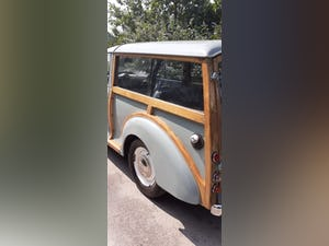 1969 MORRIS MINOR TRAVELLER ~ STRAIGHT & ORIGINAL ~ 3 OWNERS For Sale (picture 6 of 12)
