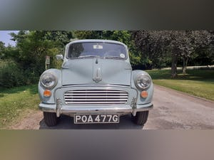 1969 MORRIS MINOR TRAVELLER ~ STRAIGHT & ORIGINAL ~ 3 OWNERS For Sale (picture 9 of 12)