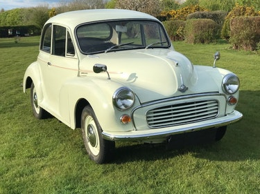 Picture of 1970 morris 1000 For Sale