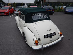 1966 MORRIS MINOR 1000 Convertible ~ For Sale (picture 4 of 10)