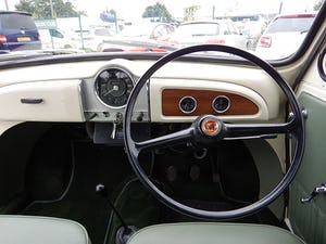 1966 MORRIS MINOR 1000 Convertible ~ For Sale (picture 7 of 10)