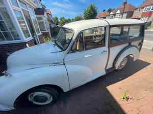 1964 Minor 1000 Traveler Open to Sensible Offers For Sale (picture 2 of 4)