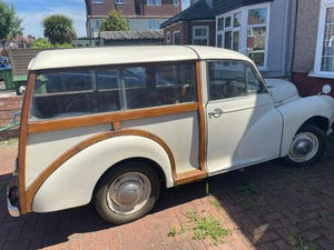 1964 Minor 1000 Traveler Open to Sensible Offers For Sale (picture 3 of 4)