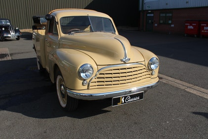 Picture of 1953 Morris Oxford Pick Up MCV For Sale