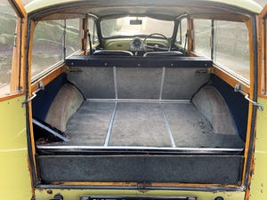 1971 MORRIS 1000 TRAVELLER+RESTORED YET PATINATED For Sale (picture 6 of 22)