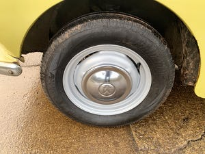 1971 MORRIS 1000 TRAVELLER+RESTORED YET PATINATED For Sale (picture 15 of 22)