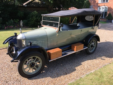 Picture of 1925 Bullnose 4 seater Tourer For Sale