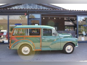 1965 Morris minor traveler lovely condition new interior For Sale (picture 3 of 12)
