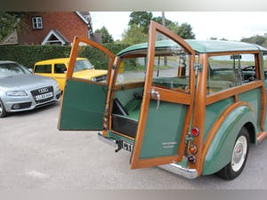 1965 Morris minor traveler lovely condition new interior For Sale (picture 7 of 12)