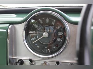 1965 Morris minor traveler lovely condition new interior For Sale (picture 10 of 12)