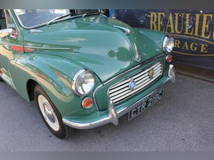 1965 Morris minor traveler lovely condition new interior For Sale (picture 12 of 12)