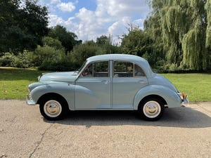 1964 Morris Minor 1000 4 Dr - Sorry Deposit Paid For Sale (picture 2 of 36)