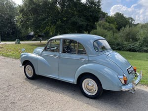 1964 Morris Minor 1000 4 Dr - Sorry Deposit Paid For Sale (picture 3 of 36)