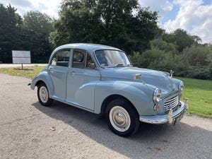1964 Morris Minor 1000 4 Dr - Sorry Deposit Paid For Sale (picture 6 of 36)