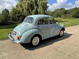 1964 Morris Minor 1000 4 Dr - Sorry Deposit Paid For Sale (picture 4 of 36)