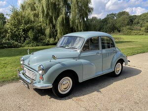 1964 Morris Minor 1000 4 Dr - Sorry Deposit Paid For Sale (picture 1 of 36)