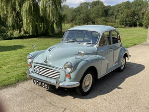 1964 Morris Minor 1000 4 Dr - Sorry Deposit Paid For Sale (picture 27 of 36)