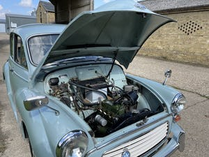1964 Morris Minor 1000 4 Dr - Sorry Deposit Paid For Sale (picture 35 of 36)