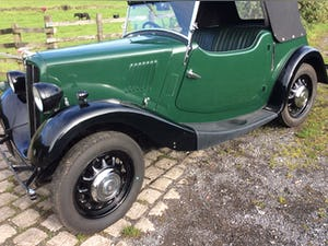 1938 Morris 8 For Sale (picture 1 of 12)