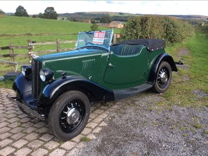 1938 Morris 8 For Sale (picture 7 of 12)