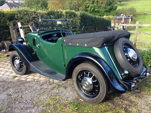 1938 Morris 8 For Sale (picture 11 of 12)