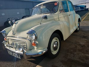 1970 Morris Minor For Sale (picture 1 of 12)