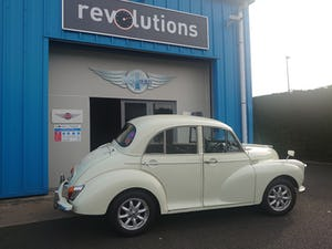 1970 Morris Minor For Sale (picture 11 of 12)