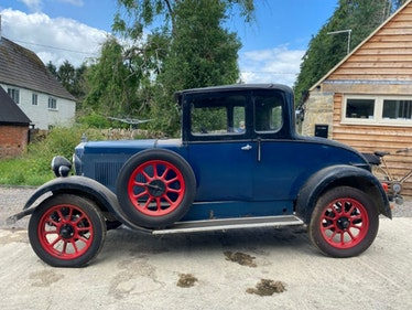 Picture of 1931 Morris Cowley For Sale by Auction 23 October 2021 For Sale by Auction
