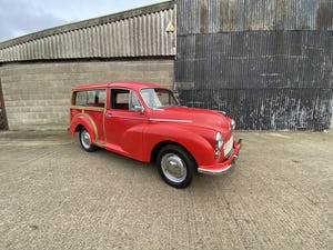 1967 morris 1000 traveller For Sale (picture 1 of 12)