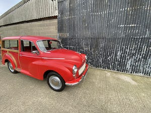 1967 morris 1000 traveller For Sale (picture 5 of 12)