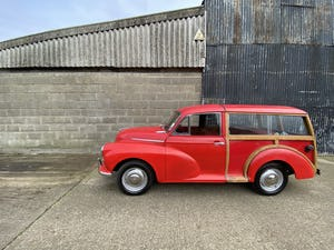 1967 morris 1000 traveller For Sale (picture 11 of 12)