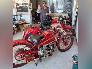 1949 Guzzi 500 GTW For Sale (picture 8 of 10)