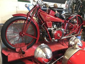 Moto Guzzi C2V Production Racer 1928 For Sale (picture 1 of 12)