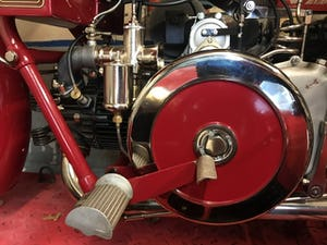 Moto Guzzi C2V Production Racer 1928 For Sale (picture 4 of 12)