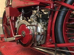 Moto Guzzi C2V Production Racer 1928 For Sale (picture 5 of 12)