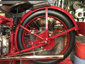 Moto Guzzi C2V Production Racer 1928 For Sale (picture 6 of 12)