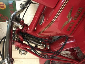 Moto Guzzi C2V Production Racer 1928 For Sale (picture 10 of 12)