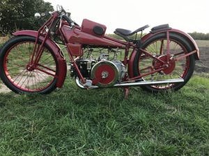 Moto Guzzi C2V Production Racer 1928 For Sale (picture 12 of 12)