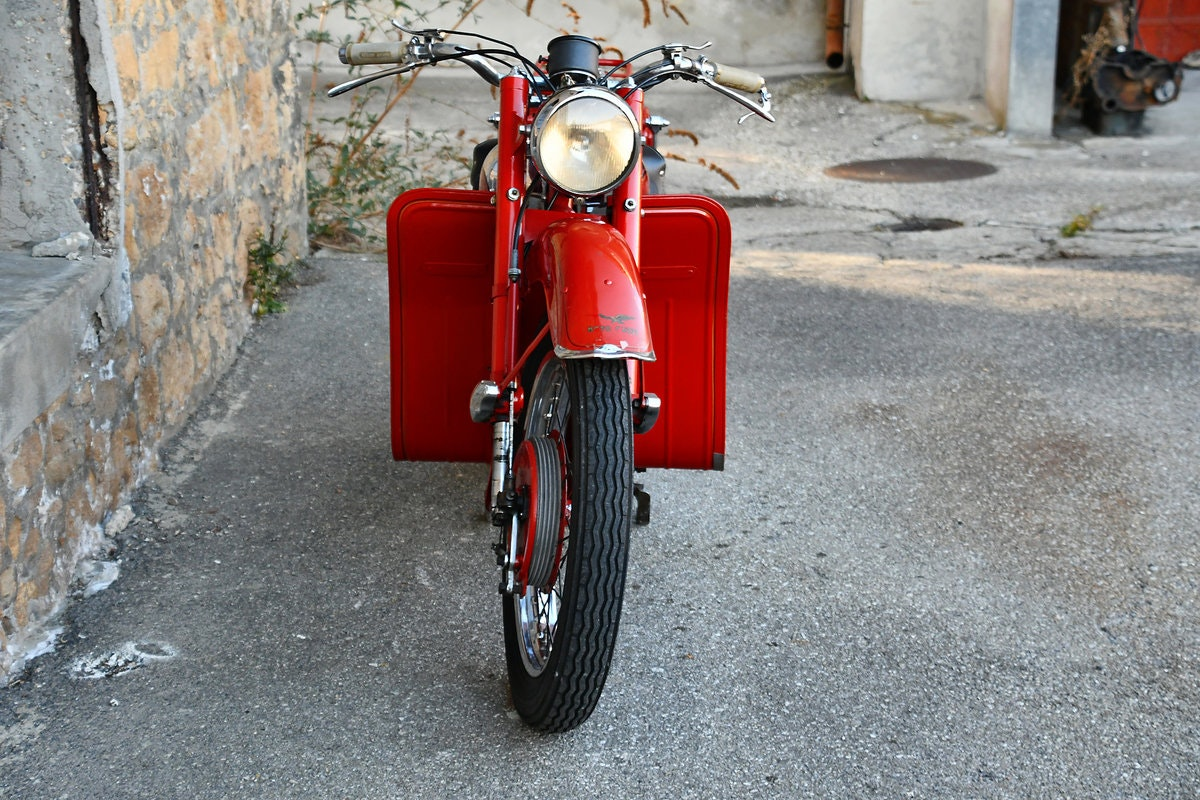 1948 Very nice and original 500cc Moto Guzzi For Sale (picture 4 of 6)