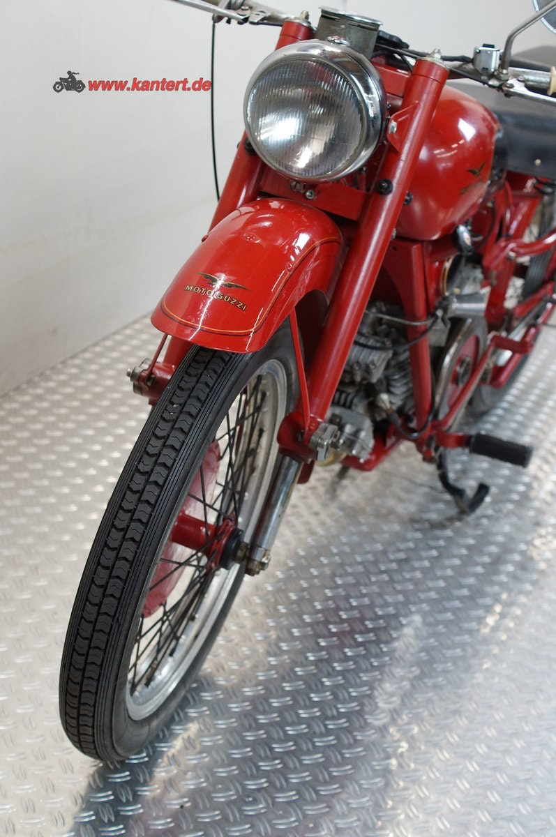 1955 Moto Guzzi Airone 250, 247 cc, 12 hp For Sale (picture 3 of 6)